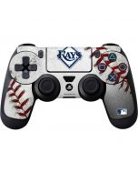 Tampa Bay Rays Game Ball PS4 Controller Skin