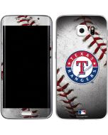 Texas Rangers Game Ball Galaxy S6 Edge Skin