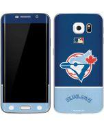 Vintage Blue Jays Galaxy S6 Edge Skin