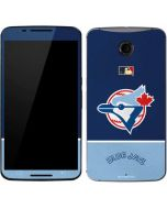 Vintage Blue Jays Google Nexus 6 Skin