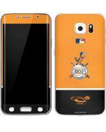 Vintage Orioles Galaxy S6 Edge Skin