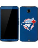 Large Vintage Blue Jays Google Nexus 6 Skin
