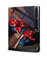 Spider-Man in City Playstation 3 & PS3 Slim Skin