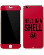 Maryland Terrapins Hell In A Shell iPhone 6/6s Skin