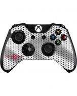 Houston Rockets Home Jersey Xbox One Controller Skin