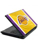 Los Angeles Lakers Home Jersey Lenovo T420 Skin