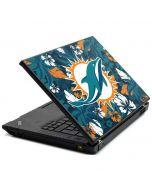 Miami Dolphins Tropical Print Lenovo T420 Skin