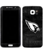 Arizona Cardinals Black & White Galaxy S6 Edge Skin