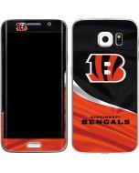 Cincinnati Bengals Galaxy S6 Edge Skin