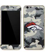 Denver Broncos Camo iPhone 6/6s Skin