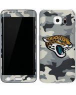Jacksonville Jaguars Camo Galaxy S6 Edge Skin