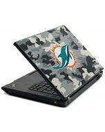 Miami Dolphins Camo Lenovo T420 Skin