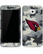 Arizona Cardinals Camo Galaxy S6 Edge Skin