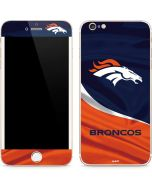 Denver Broncos iPhone 6/6s Plus Skin