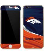 Denver Broncos iPhone 6/6s Skin