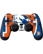 Denver Broncos Retro Logo PS4 Controller Skin