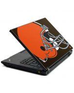 Cleveland Browns Large Logo Lenovo T420 Skin