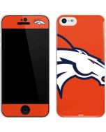 Denver Broncos Large Logo iPhone 5c Skin