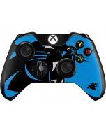 Carolina Panthers Large Logo Xbox One Controller Skin