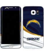 Los Angeles Chargers Galaxy S6 Edge Skin