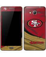 San Francisco 49ers Galaxy Grand Prime Skin