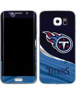 Tennessee Titans Galaxy S6 Edge Skin