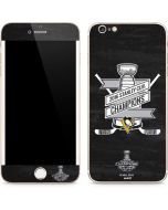 Pittsburgh Penguins 2016 National Champions iPhone 6/6s Plus Skin