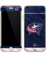 Columbus Blue Jackets Jersey iPhone 6/6s Skin