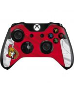 Ottawa Senators Home Jersey Xbox One Controller Skin