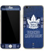 Toronto Maple Leafs Vintage iPhone 6/6s Skin