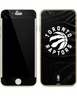 Toronto Raptors Animal Print iPhone 6/6s Skin