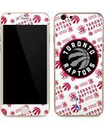 Toronto Raptors Logo Blast iPhone 6/6s Skin