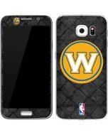 Golden State Warriors Dark Rust Galaxy S6 Skin