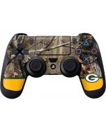 Realtree Camo Green Bay Packers PS4 Controller Skin