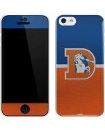 Denver Broncos Vintage iPhone 5c Skin