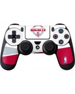 Houston Rockets Split PS4 Controller Skin