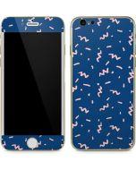 Blue Spring iPhone 6/6s Skin