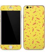 Yellow Spring iPhone 6/6s Skin