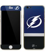 Tampa Bay Lightning Alternate Jersey iPhone 6/6s Skin