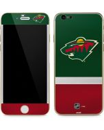 Minnesota Wild Jersey iPhone 6/6s Skin