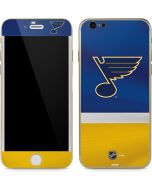 St. Louis Blues Jersey iPhone 6/6s Skin