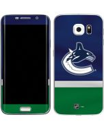 Vancouver Canucks Jersey Galaxy S6 Edge Skin