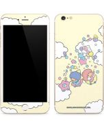 Little Twin Stars Floating iPhone 6/6s Plus Skin