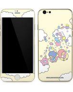 Little Twin Stars Floating iPhone 6/6s Skin