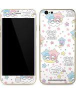Little Twin Stars Shooting Star iPhone 6/6s Skin