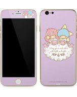 Little Twin Stars Shine iPhone 6/6s Skin