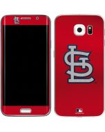 Cardinals Embroidery Galaxy S6 Edge Skin