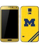 Michigan Large Logo Galaxy S5 Skin