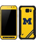 Michigan Large Logo Galaxy S6 Active Skin