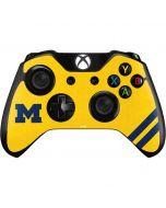 Michigan Large Logo Xbox One Controller Skin